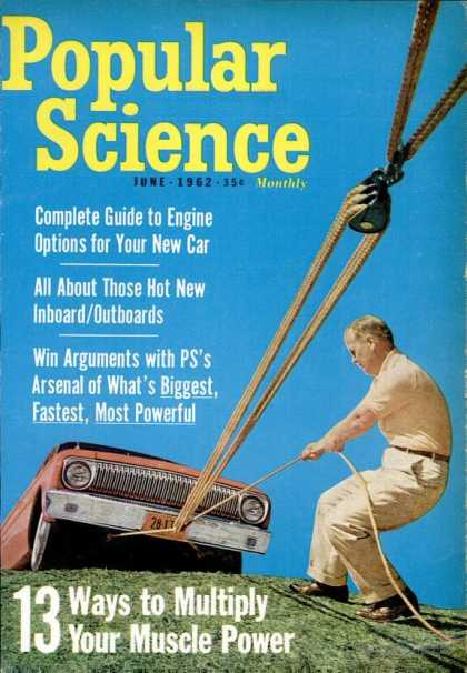 Popular Science - Popular Science - June 1962