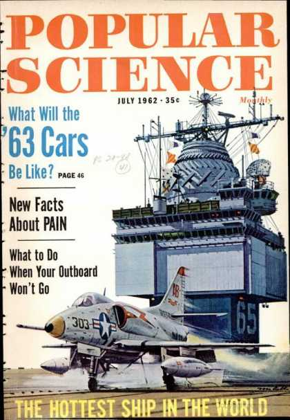 Popular Science - Popular Science - July 1962