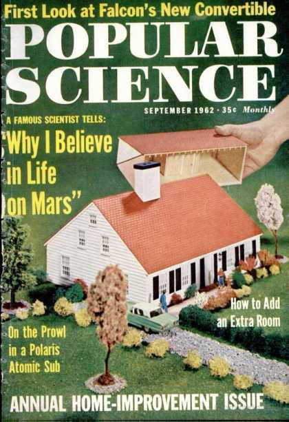 Popular Science - Popular Science - September 1962
