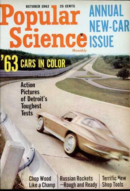 Popular Science - Popular Science - October 1962