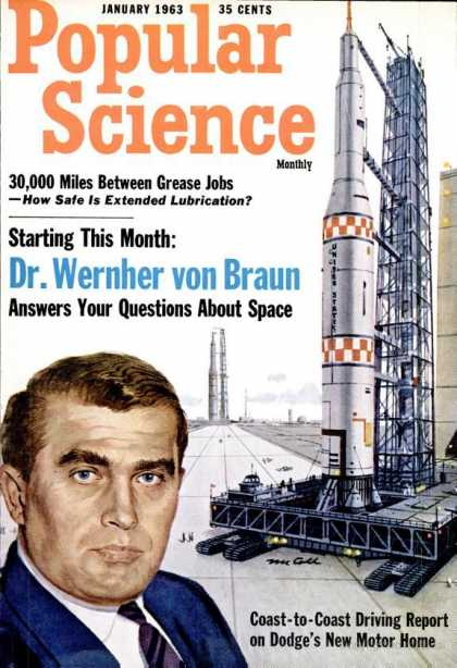 Popular Science - Popular Science - January 1963