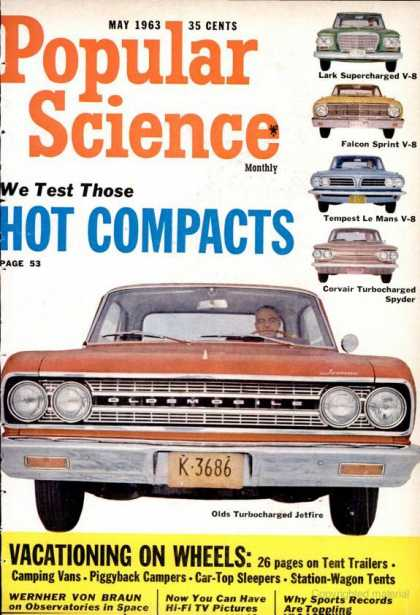 Popular Science - Popular Science - May 1963