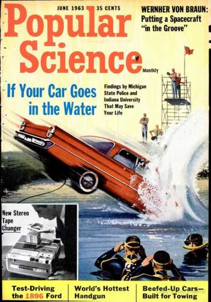 Popular Science - Popular Science - June 1963