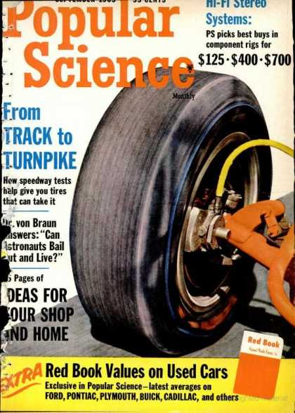Popular Science - Popular Science - September 1963