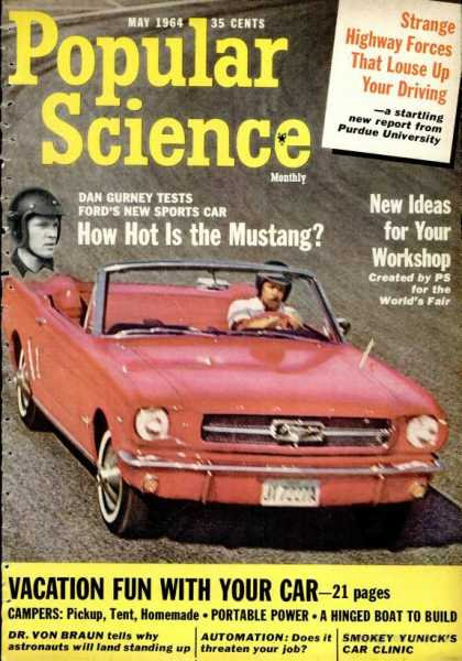 Popular Science - Popular Science - May 1964