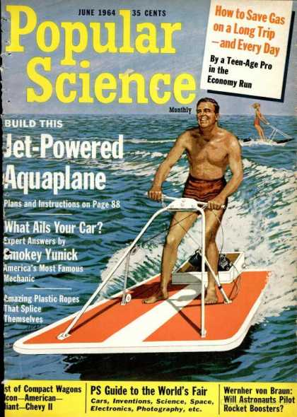 Popular Science - Popular Science - June 1964