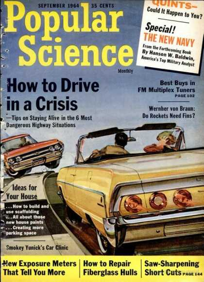 Popular Science - Popular Science - September 1964