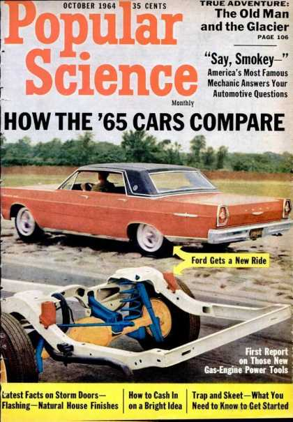 Popular Science - Popular Science - October 1964