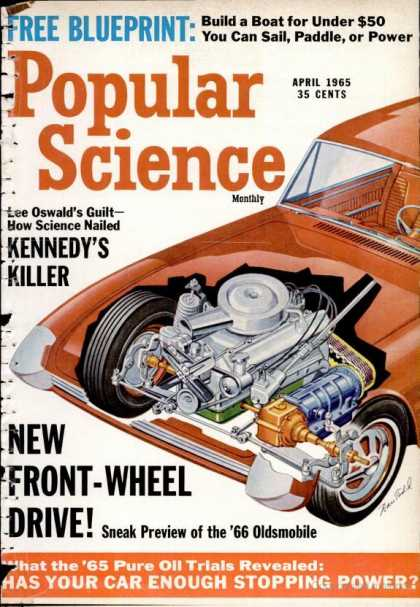 Popular Science - Popular Science - April 1965