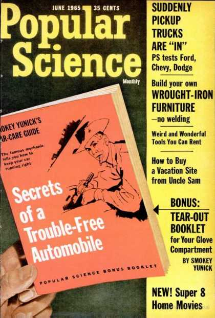 Popular Science - Popular Science - June 1965