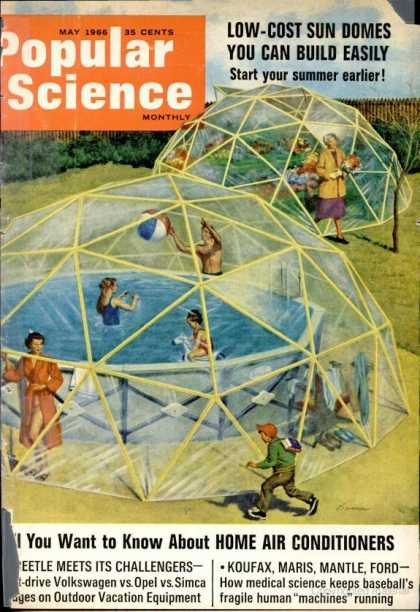 Popular Science - Popular Science - May 1966