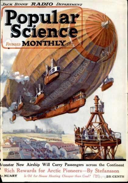 Popular Science - Popular Science - January 1923