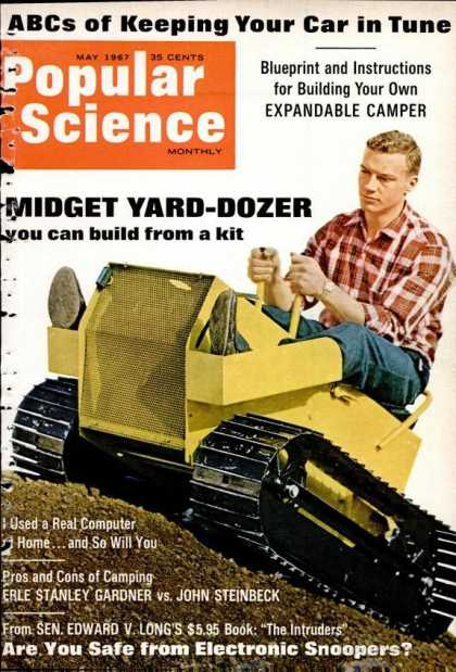 Popular Science - Popular Science - May 1967