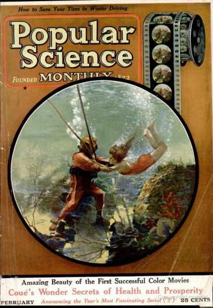 Popular Science - Popular Science - February 1923