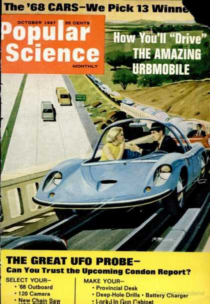 Popular Science - Popular Science - October 1967
