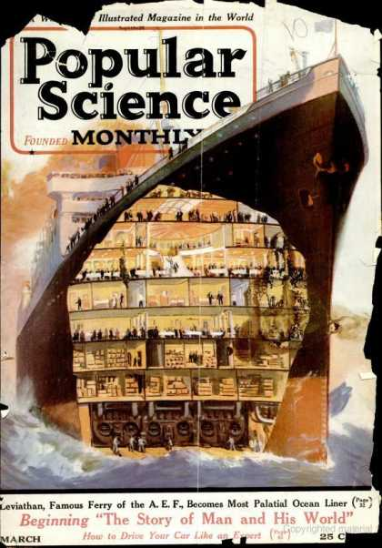 Popular Science - Popular Science - March 1923