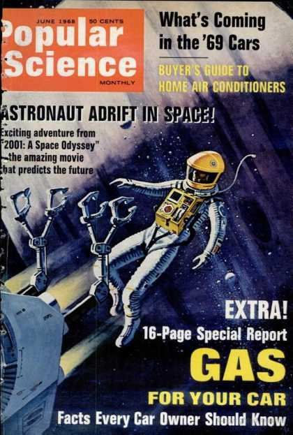Popular Science - Popular Science - June 1968