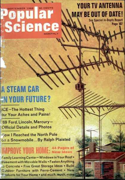 Popular Science - Popular Science - September 1968