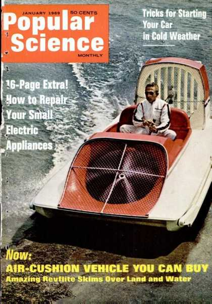 Popular Science - Popular Science - January 1969