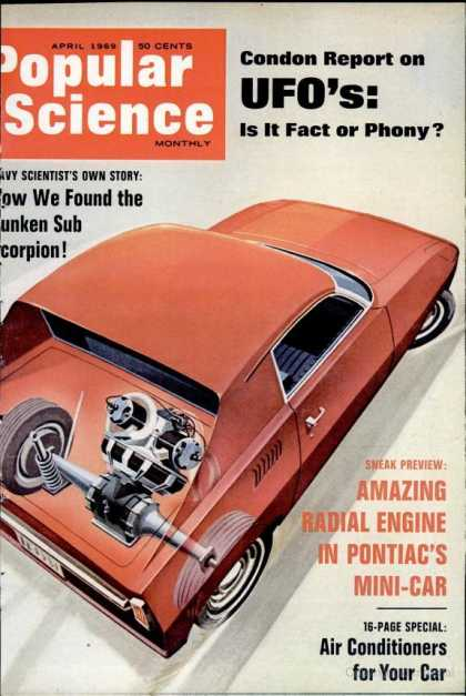 Popular Science - Popular Science - April 1969