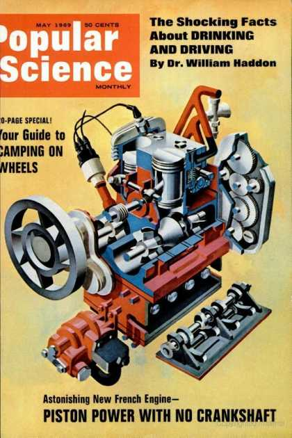 Popular Science - Popular Science - May 1969