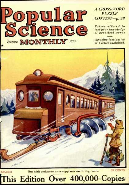 Popular Science - Popular Science - March 1925