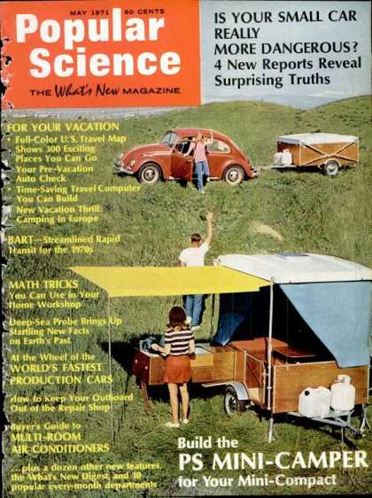 Popular Science - Popular Science - May 1971