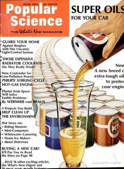 Popular Science - Popular Science - June 1971