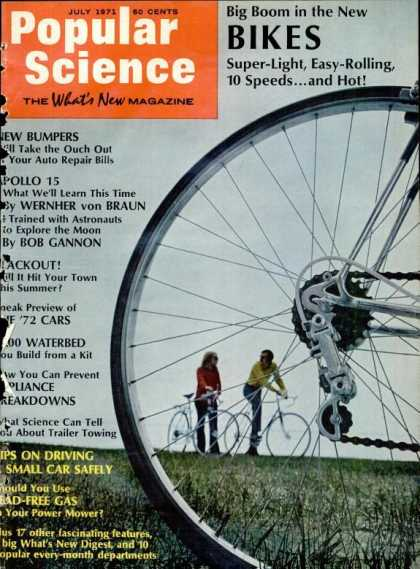 Popular Science - Popular Science - July 1971