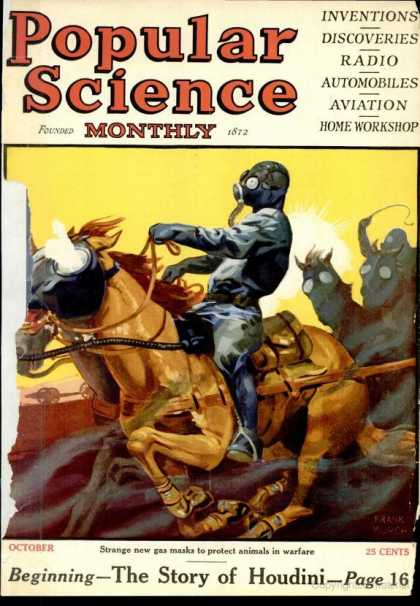 Popular Science - Popular Science - October 1925