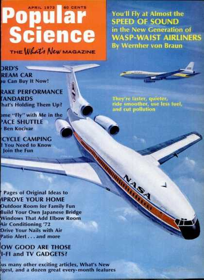 Popular Science - Popular Science - April 1972