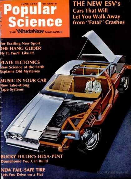 Popular Science - Popular Science - June 1972