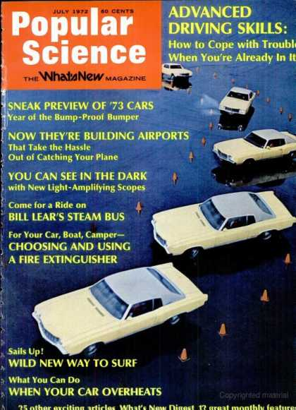Popular Science - Popular Science - July 1972