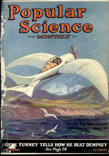 Popular Science - Popular Science - December 1926