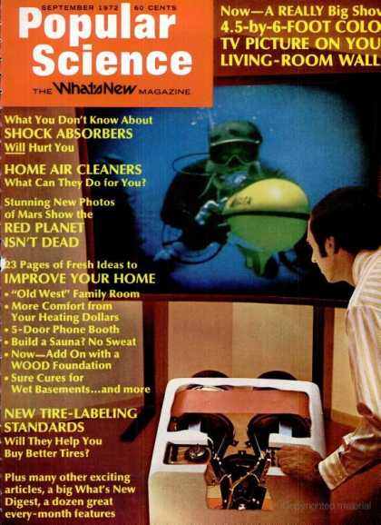 Popular Science - Popular Science - September 1972