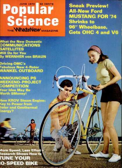 Popular Science - Popular Science - June 1973