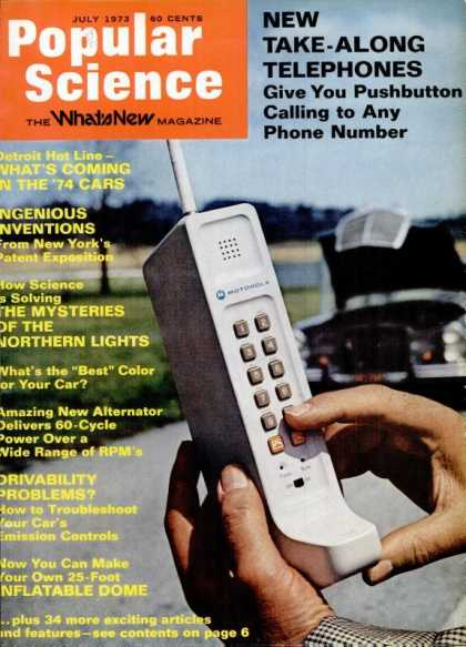 Popular Science - Popular Science - July 1973