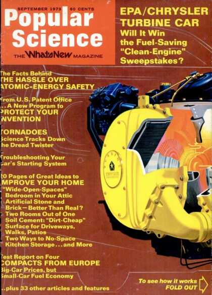 Popular Science - Popular Science - September 1973