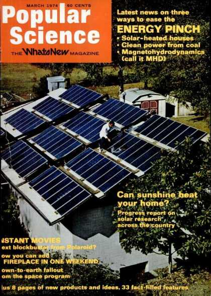 Popular Science - Popular Science - March 1974