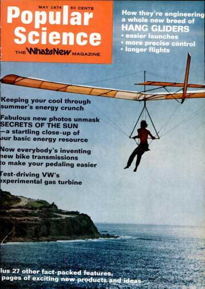 Popular Science - Popular Science - May 1974
