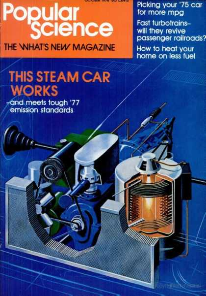 Popular Science - Popular Science - October 1974