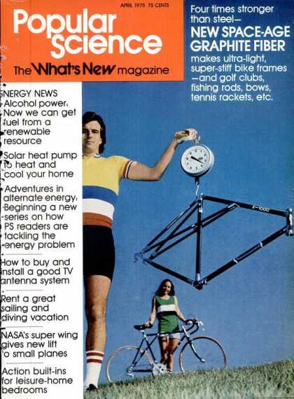 Popular Science - Popular Science - April 1975