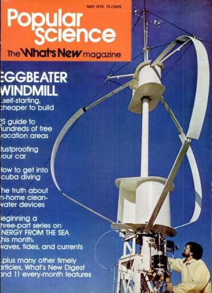 Popular Science - Popular Science - May 1975