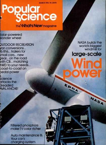 Popular Science - Popular Science - March 1976
