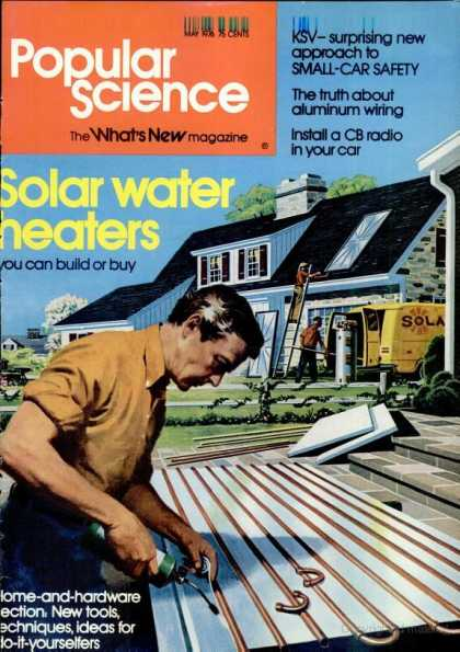 Popular Science - Popular Science - May 1976
