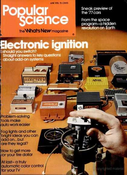 Popular Science - Popular Science - June 1976