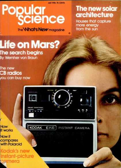 Popular Science - Popular Science - July 1976