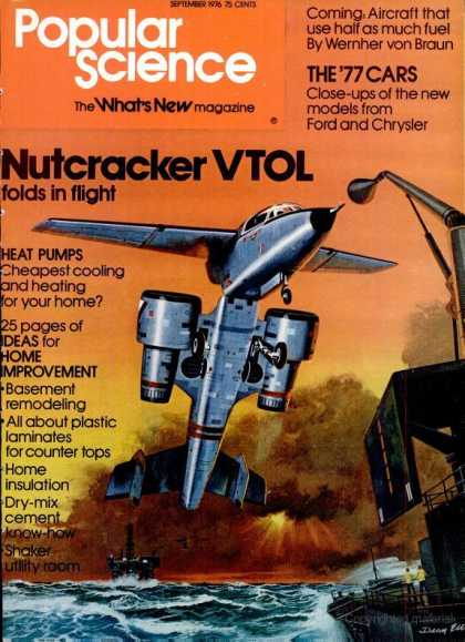Popular Science - Popular Science - September 1976