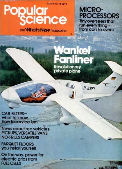 Popular Science - Popular Science - March 1977