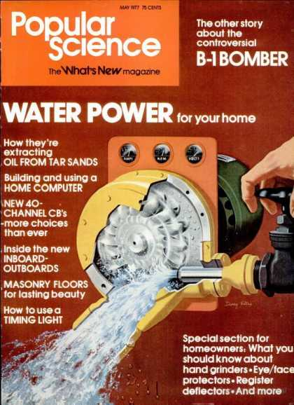 Popular Science - Popular Science - May 1977